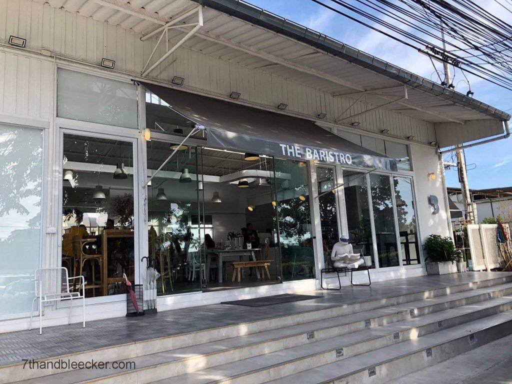 ร้านคาเฟ่ศรีราชา ชลบุรี