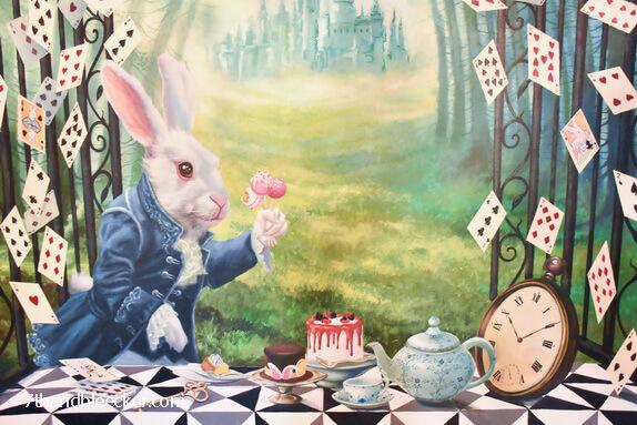 ร้านโพรงกระต่าย