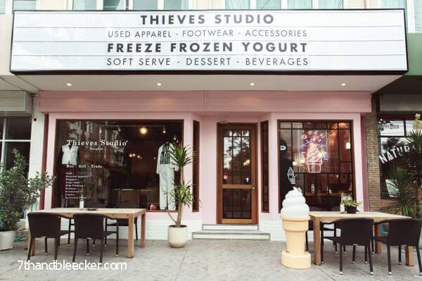 Freeze Frozen Yogurt