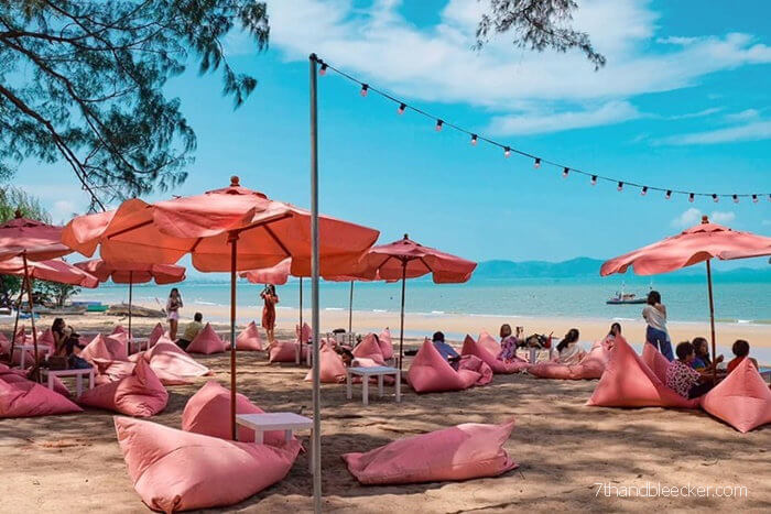 Tutu Beach Pattaya
