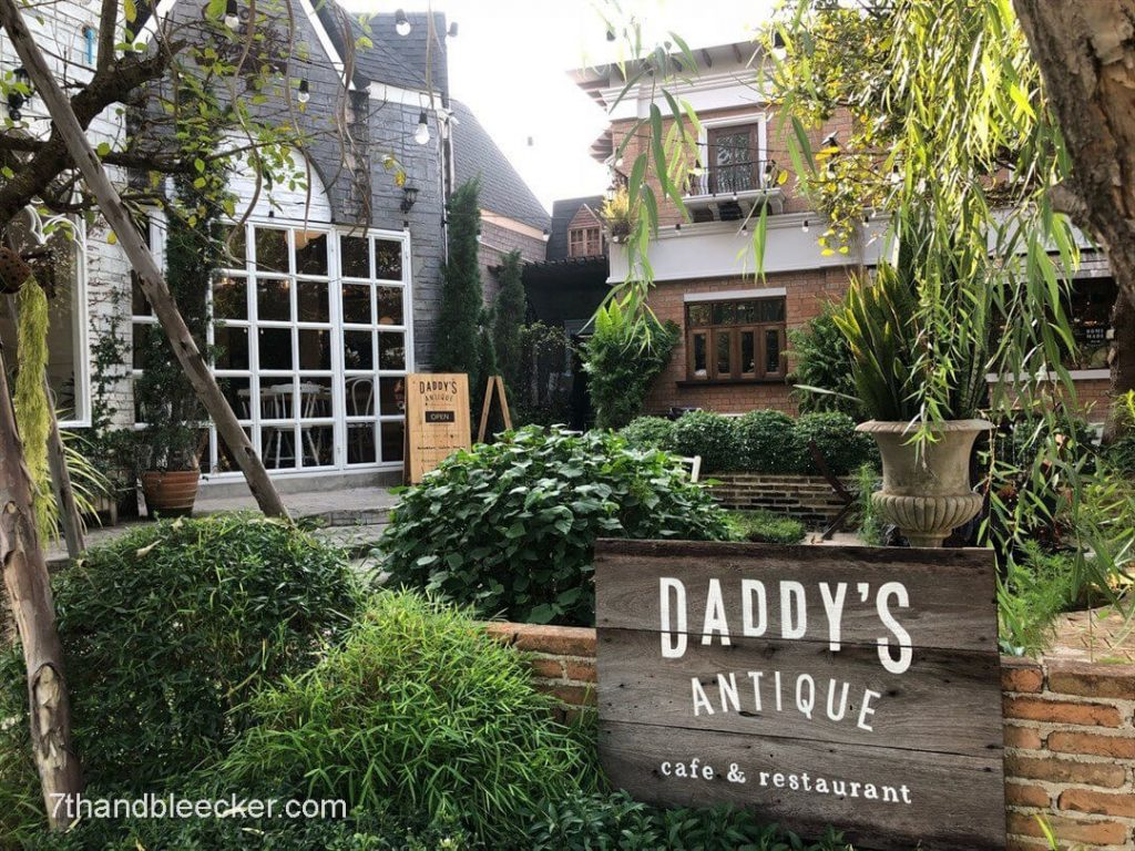 Daddy's Antique Cafe and Restaurant