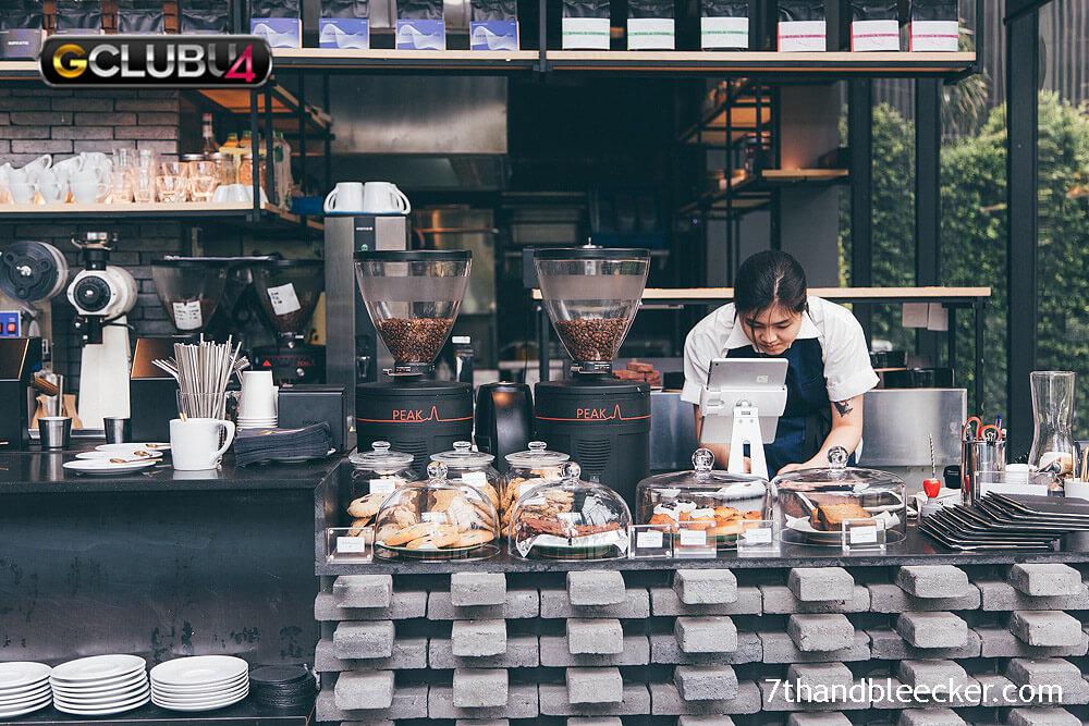 Kaizen Coffee ร้านคาเฟ่ย่านเอกมัย
