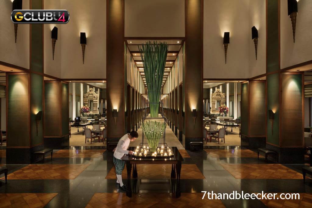 The Sukhothai Bangkok สถานที่พักที่เป็นมิตรกับสัตว์เลี้ยง