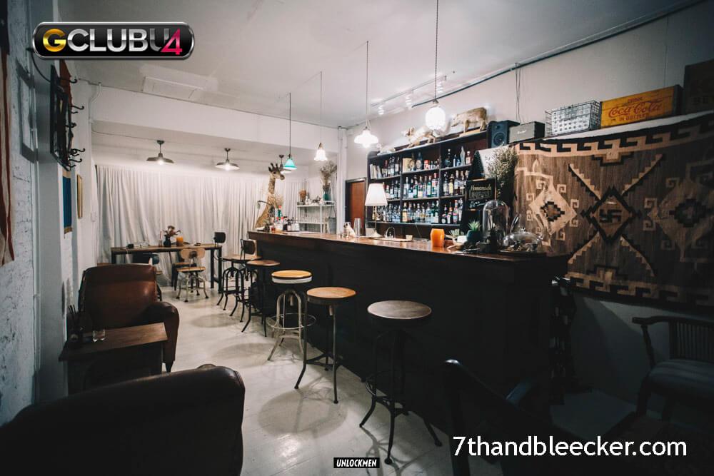 Middle Bar บาร์ลับแห่งใหม่ในซอยสุขุมวิท 36