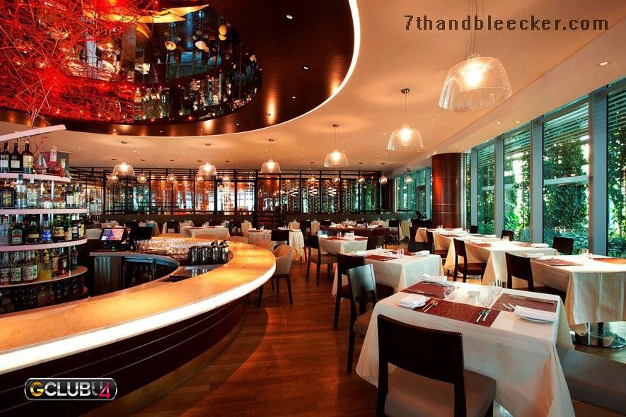 Zafferano ร้านอาหารอิตาลี ในประเทศสิงโปร์