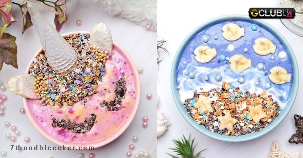 Porcelain Cafe โดย Gratefood Co.