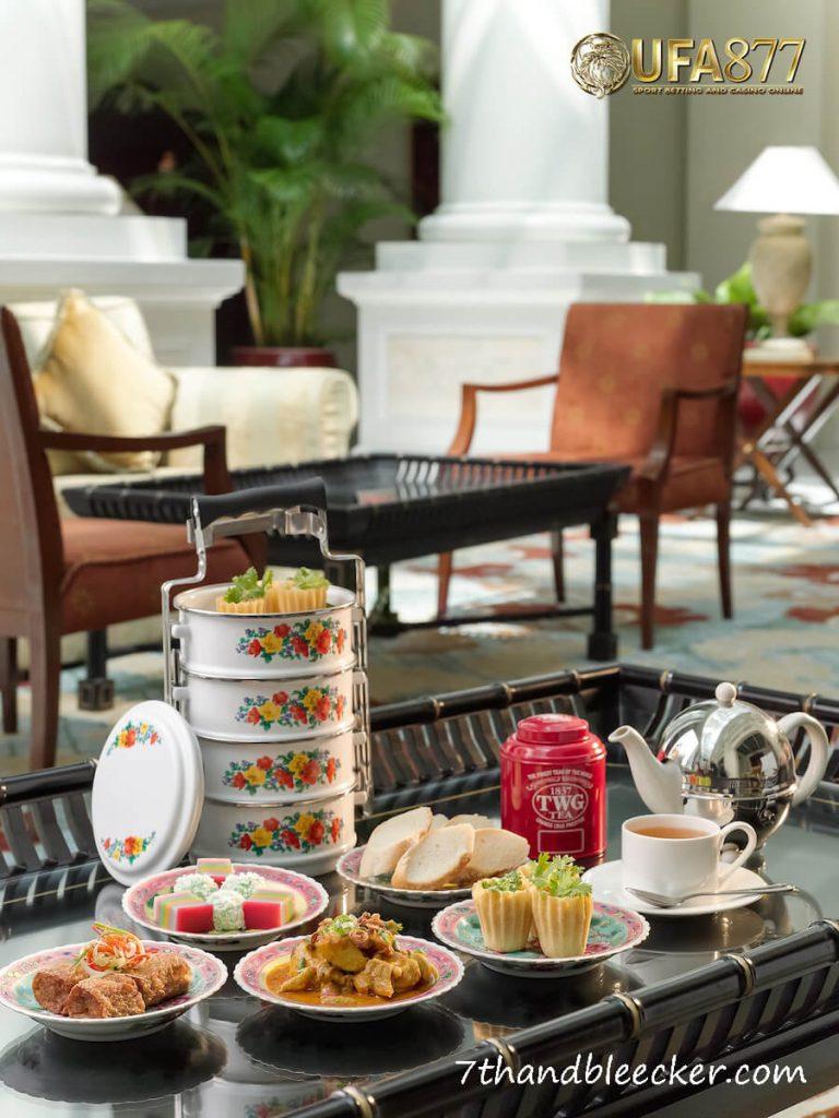 Peranakan Afternoon Tea