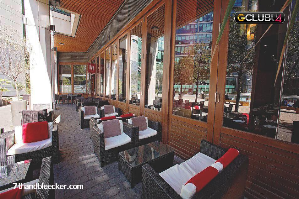 ร้านอาหาร Massis Lebanese Restaurant