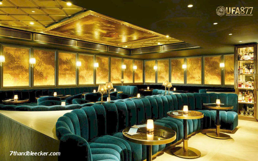 บาร์ค็อกเทลที่สุดของเครื่องดื่ม St James Bar