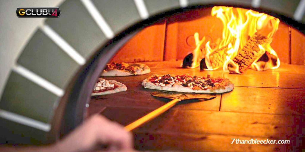 ร้านอาหารในต่างประเทศ Firebrand Pizza London